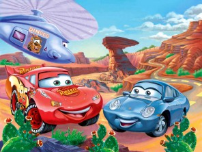 Disney Pixar Cars - Wallpaper-10