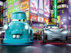 Disney Pixar Cars - Wallpaper-19