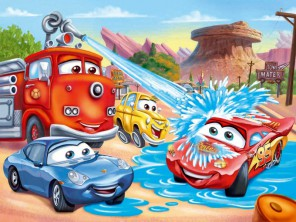 Disney Pixar Cars - Wallpaper-8