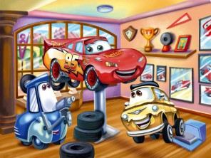 Disney Pixar Cars - Wallpaper-9