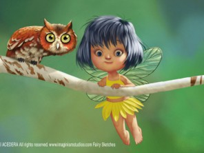 Fairy_and_Owl_by_imaginism