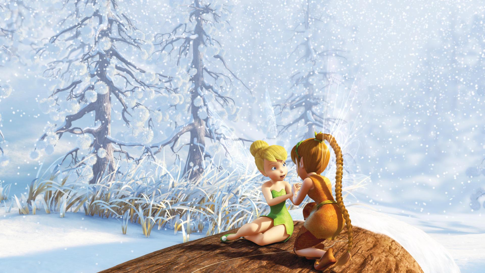 Смотреть феи тайна зимнего леса в хорошем качестве 9 фотография